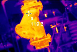 instalacion mecanica termografia y eficiencia energetica