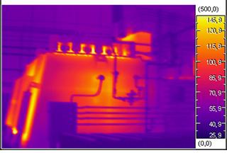 imagen termografica y eficiencia energetica en la industria