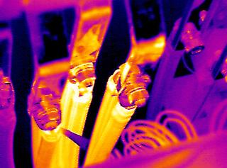 termografia infrarroja y mantenimiento predictivo instalacion electrica seguridad industrial