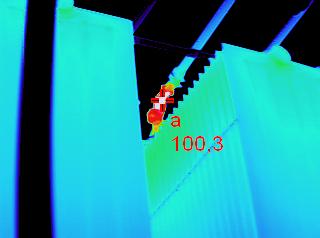 termografia y seguridad en las instalaciones electricas