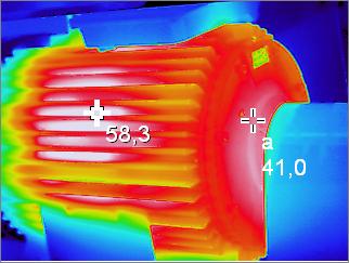 termografia infrarroja y mantenimiento en instalacion mecanica
